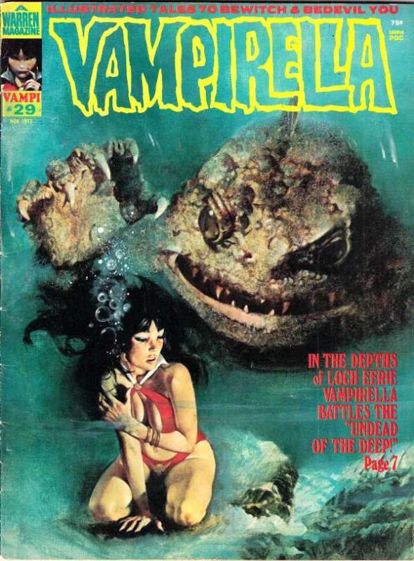 Vampirella Magazine #29 (Nov-73) FN/VF Mid-High-Grade
