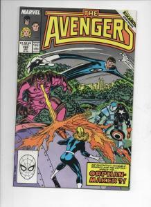 AVENGERS #299, VF/NM, Fantastic Four, Orphan-Maker, 1963 1989, Marvel