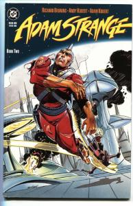 Adam Strange #2 - 1990 - DC  - Comic Book - Second issue