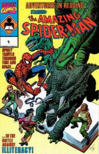 Marvel Comics Adventures in Reading Starring the Amazing Spider-Man #1 [Special]