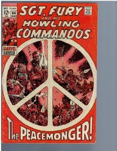 Sgt. Fury #64 (Marvel, 1969)
