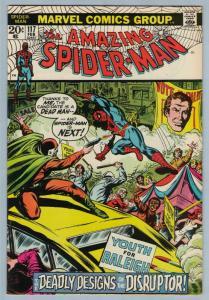Amazing Spider-man 117 Feb 1973 VF-NM (9.0)