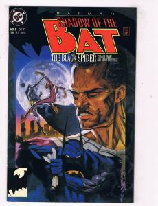 Batman Shadow Of The Bat #5 VF/NM DC Comics Comic Book Grant JLA Oct 1992 DE45