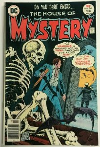 HOUSE OF MYSTERY#248 FN/VF 1976 DC BRONZE AGE COMICS
