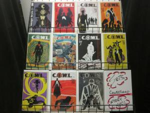 C.O.W.L. (2014 IM)1-11 Chicago Organized Workers League