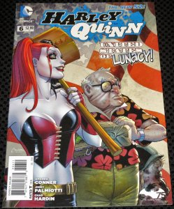 Harley Quinn New 52 #6 (2014)