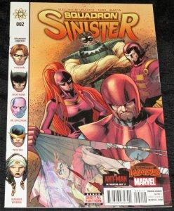 Squadron Sinister #2 -2015