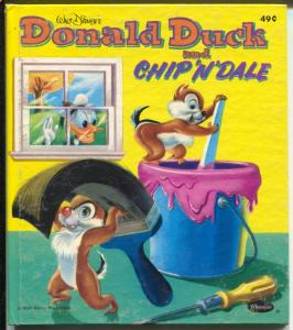 Donald Duck and Chip 'n' Dale #2425-3 1959-Walt Disney-Tell-A Talk-FN