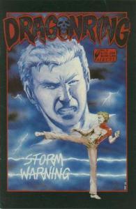 Dragonring (1986 series) #3, NM- (Stock photo)