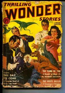 Thrilling Wonder Stories-Pulp-11/1940-Robert Arthur-Don Tracy