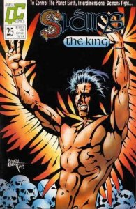Slaine the King #25 FN; Fleetway Quality | save on shipping - details inside