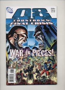 Countdown to Final Crisis #8 (2008)
