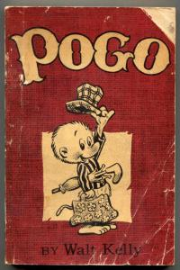 Pogo by Walt Kelly 1st edition 1951- G