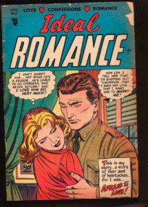 Ideal Romance #3, Good+ (Actual scan)