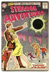 Strange Adventures #160 1964- Last Atomic Knights VG
