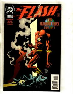 Flash # 138 NM DC Comic Book Batman Superman Arrow Wonder Woman Atom GK5