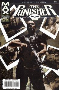 PUNISHER MAX (2004 Series) #43 Near Mint Comics Book