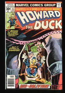 Howard the Duck #11 NM 9.4