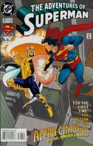 Adventures of Superman #527 VF/NM; DC | save on shipping - details inside