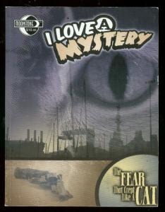 I LOVE A MYSTERY TRADE PAPERBACK-FEAR CREPT LIKE A CAT- VF
