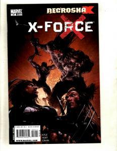 10 Comics X-Force # 24 (1) 24 26 27 28 Annual 1 Messiah 1 No Dog 1 X-Men 1  RP1