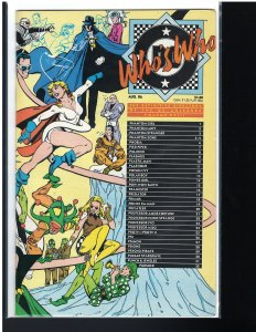 Who's Who #18 (DC, 1986)