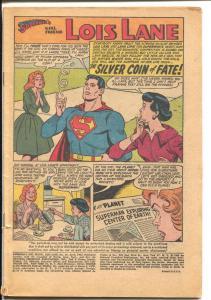 Superman's Girlfriend Lois Lane #32 1962-DC-Black Widow-P