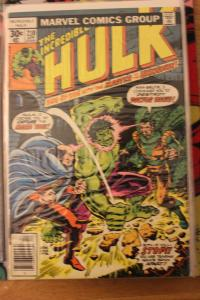 Incredible Hulk  210 FN/VF