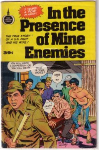 In the Presence of Mine Enemies #nn (39 cent) GD (Spire Christian Comics)
