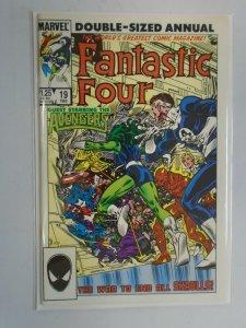 Fantastic Four Annual #19 6.0 FN (1985 1st Series)