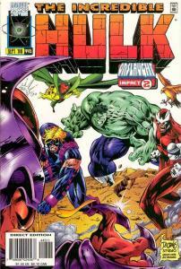 INCREDIBLE HULK (1962 Marvel Comics) #445 NM-