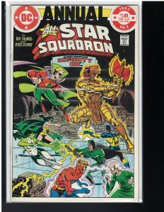 All-Star Squadron #2 Annual (DC, 1983) NM-