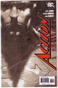 Action Comics   vol. 1   #844 FN (Last Son 1)