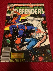 The Defenders #110 Marvel (1982) VF+