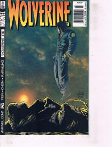 Lot Of 2 Marve Comic Books Wolverine #176 and #177 Iron Man   ON2