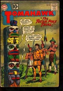 Tomahawk #76 (1961)