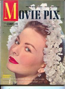 Movie Pix-Jeanne Crain-Doris Day-Bing Crosby-June-1951