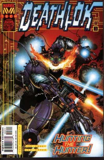 Deathlok (1999 series) #3, NM (Stock photo)