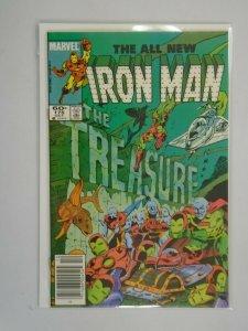 Iron Man #175 Newsstand edition 6.0 FN (1983 1st Series)