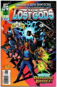 Journey Into Mystery #503 Lost Gods (Marvel, 1996) VF