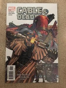 Marvel Cable & Deadpool 7 *2004*