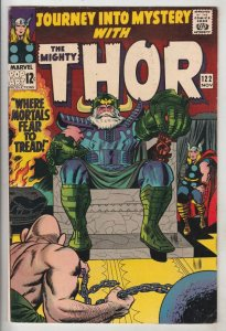 Journey into Mystery #122 (Nov-65) VF High-Grade Thor