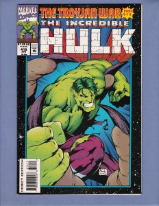Incredible Hulk #416 NM- Marvel 1994