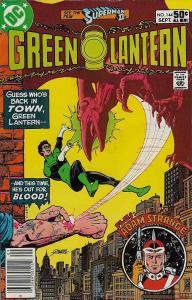 Green Lantern (2nd Series) #144 VG; DC | low grade comic - save on shipping - de
