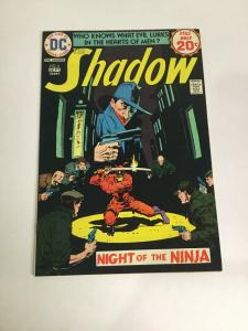 The Shadow 6 Vf Very Fine 8.0 DC Comics Bronze Age