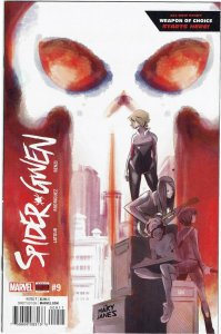 Spider-Gwen #9 (2016 v2) Jason Latour The Mary Janes NM