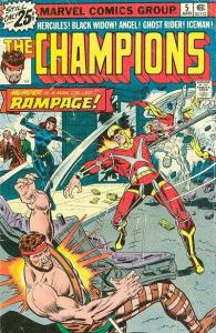 Champions (1975 series) #5, VF- (Stock photo)