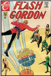 Flash Gordon #12 (Charlton, 1969)