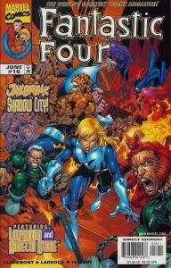 Fantastic Four (Vol. 3) #18 VF/NM; Marvel | save on shipping - details inside