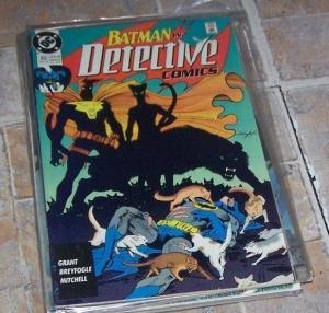 Detective Comics #612 (Mar 1990, DC ) CATMAN CATWOMAN